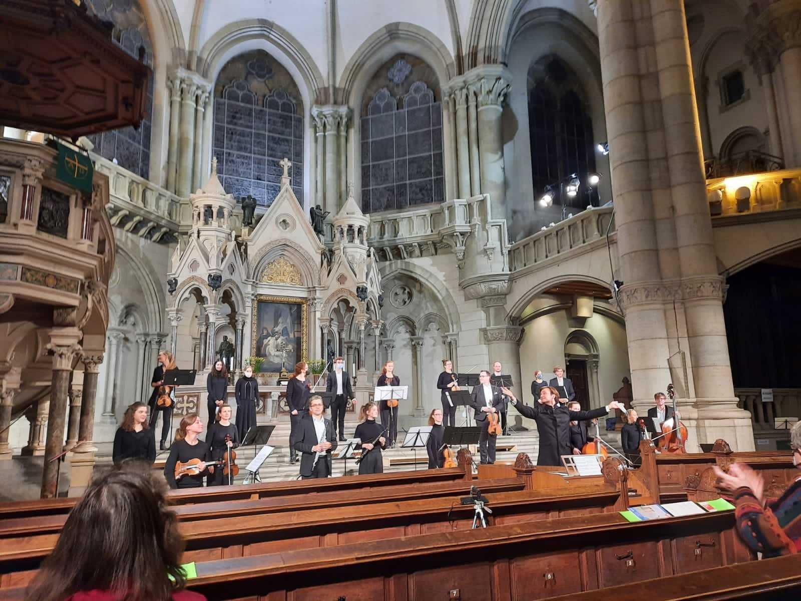 Barock-Klänge in St. Lukas